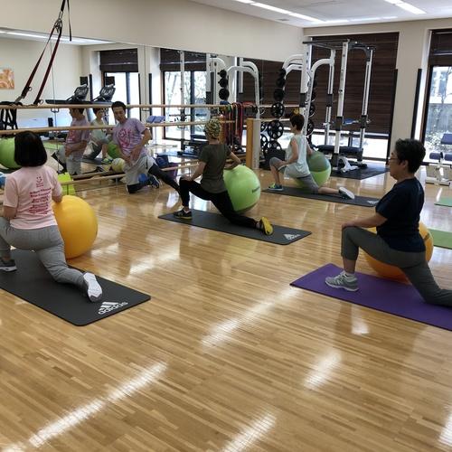 《がん患者の運動入門②》術後の体力回復教室 8月5日(月)10:00〜11:00