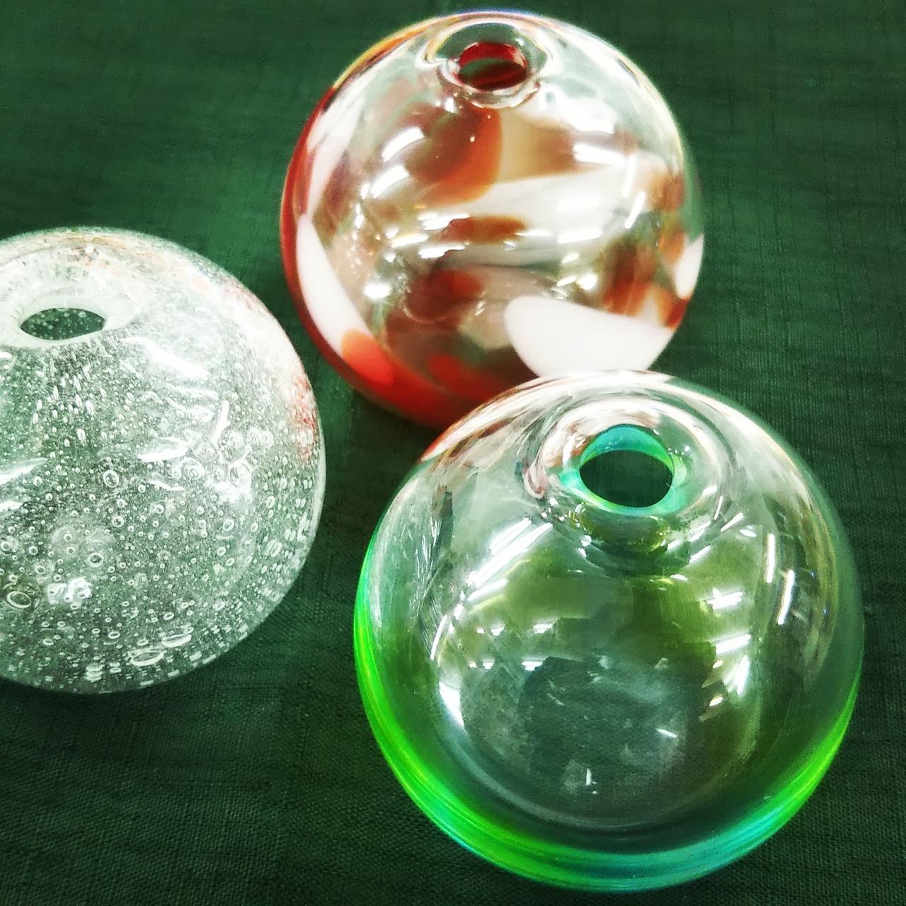 【大田】ガラス工芸フェア~① 吹きガラスで、一輪挿しのオリジナル花瓶をつくろう!~ 2020年4月12日(日)
