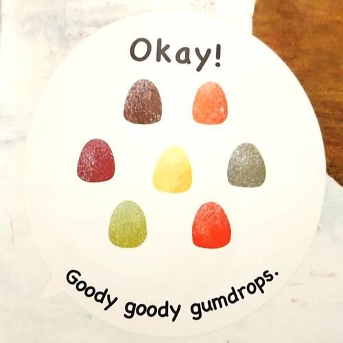 夏休み!英語入門・演じてみよう ~ Goody Goody Gumdrops !