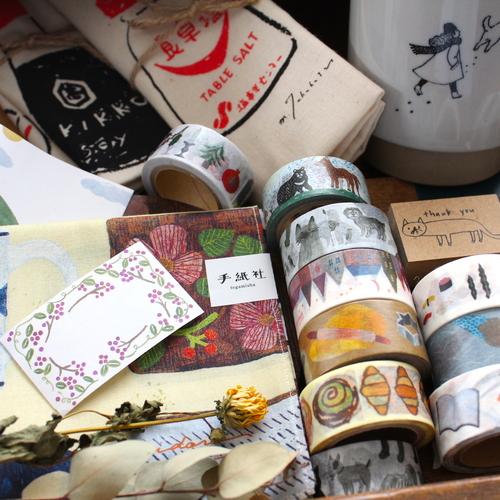 「紙もの雑貨の作り方」at マヤルカ古書店 (1/13)