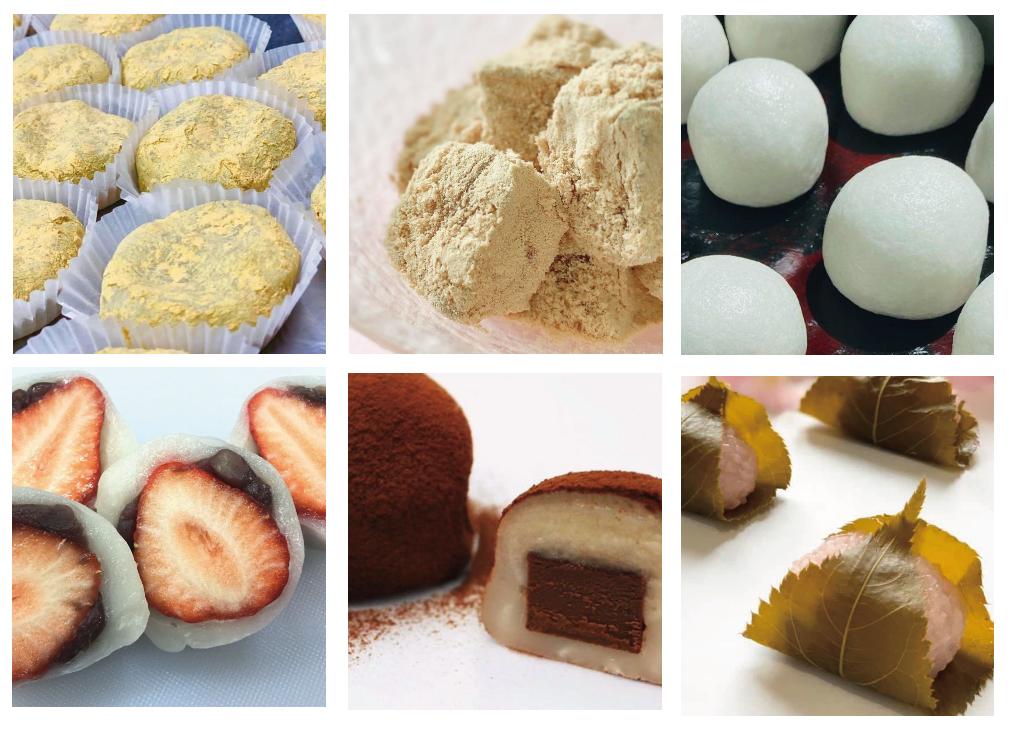 意外と簡単!手作り和菓子