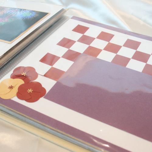 【パピエリウムクラフト】8inch Scrapbooking-和モダン- 9月5日(木)