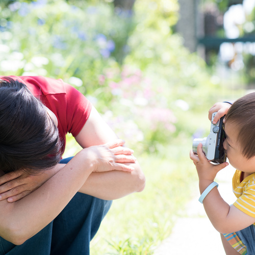この夏は僕が私が家族の専属カメラマン!! ≪こども写真教室≫