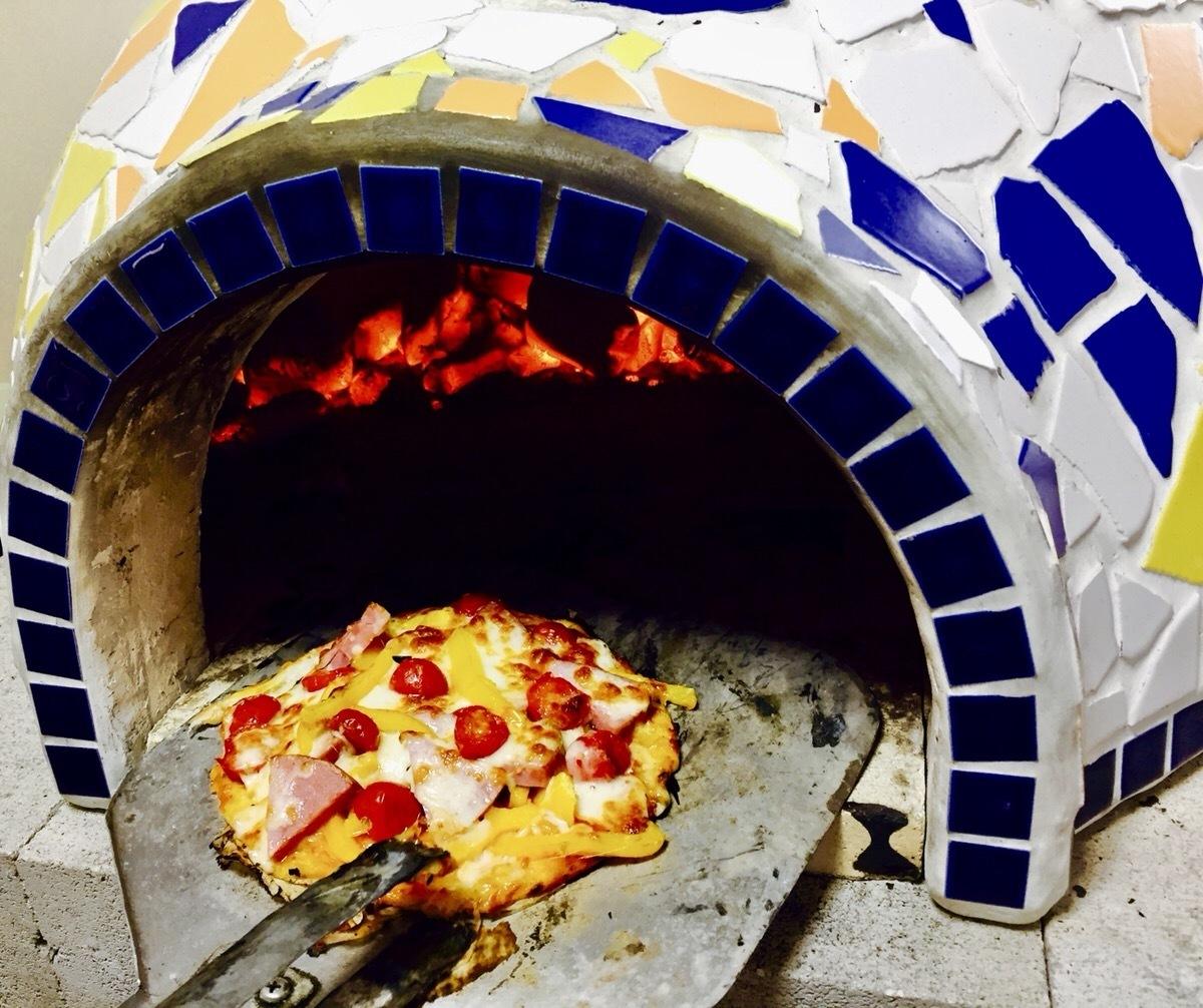 君もピザ職人!本格石窯でおいしく焼き上げるピザ作り体験教室   | 【足立】2020年2月9日(日)