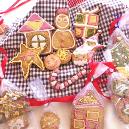 【Xmas企画】お絵かきクッキーを作ろう