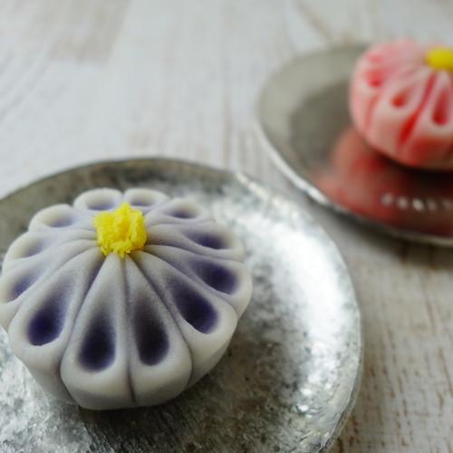 錫で作る菓子皿ワークショップ