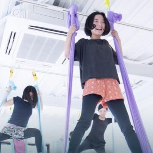 🌸周年イベント「Morning Flow Yoga」 Hiromi