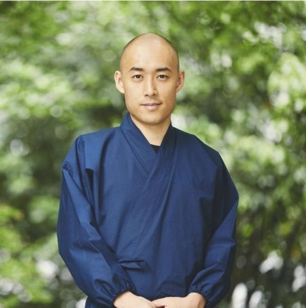 【会場参加】(発酵トークセッション)発酵する仏教 ヒューマンコンポスティングの世界