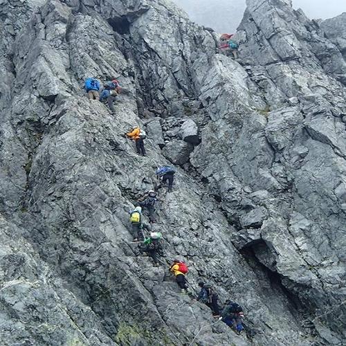 【8/30(金)】『山のアクシデント対策』 いざという時に山で役に立つロープワーク