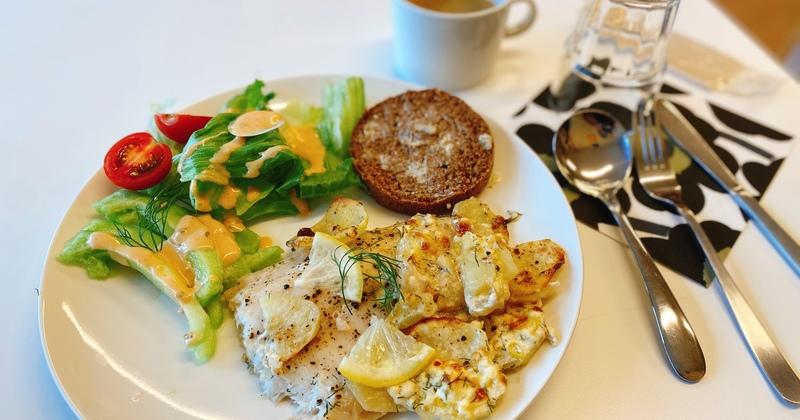 フィンランド料理教室 1月 オンライン