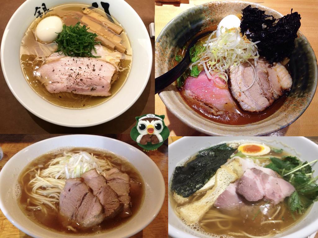 【Ginza】Ramen Tour