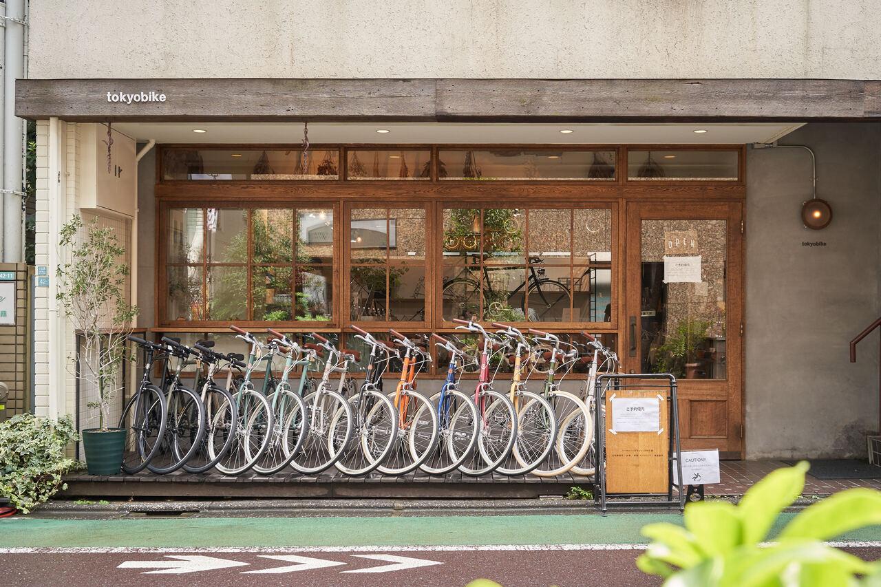 tokyobike中目黒 来店予約受付 / Booking a Visit to Nakameguro
