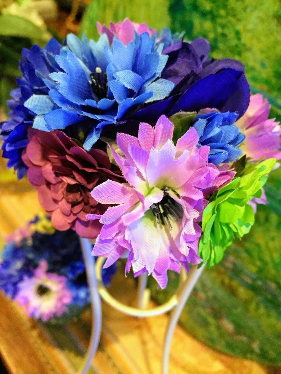 -終了-《CF患者応援スマイルプロジェクト》お花のウィッグスタンドを作ろう 11月9日(土)10:00~12:00
