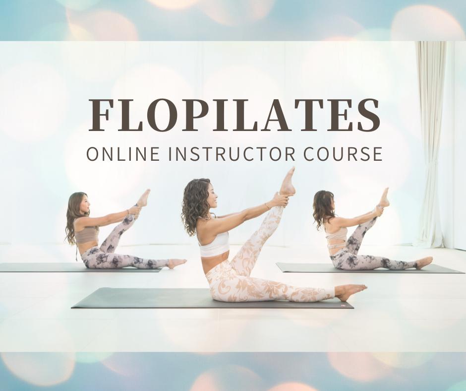 FLOPILATES オンライン資格講座