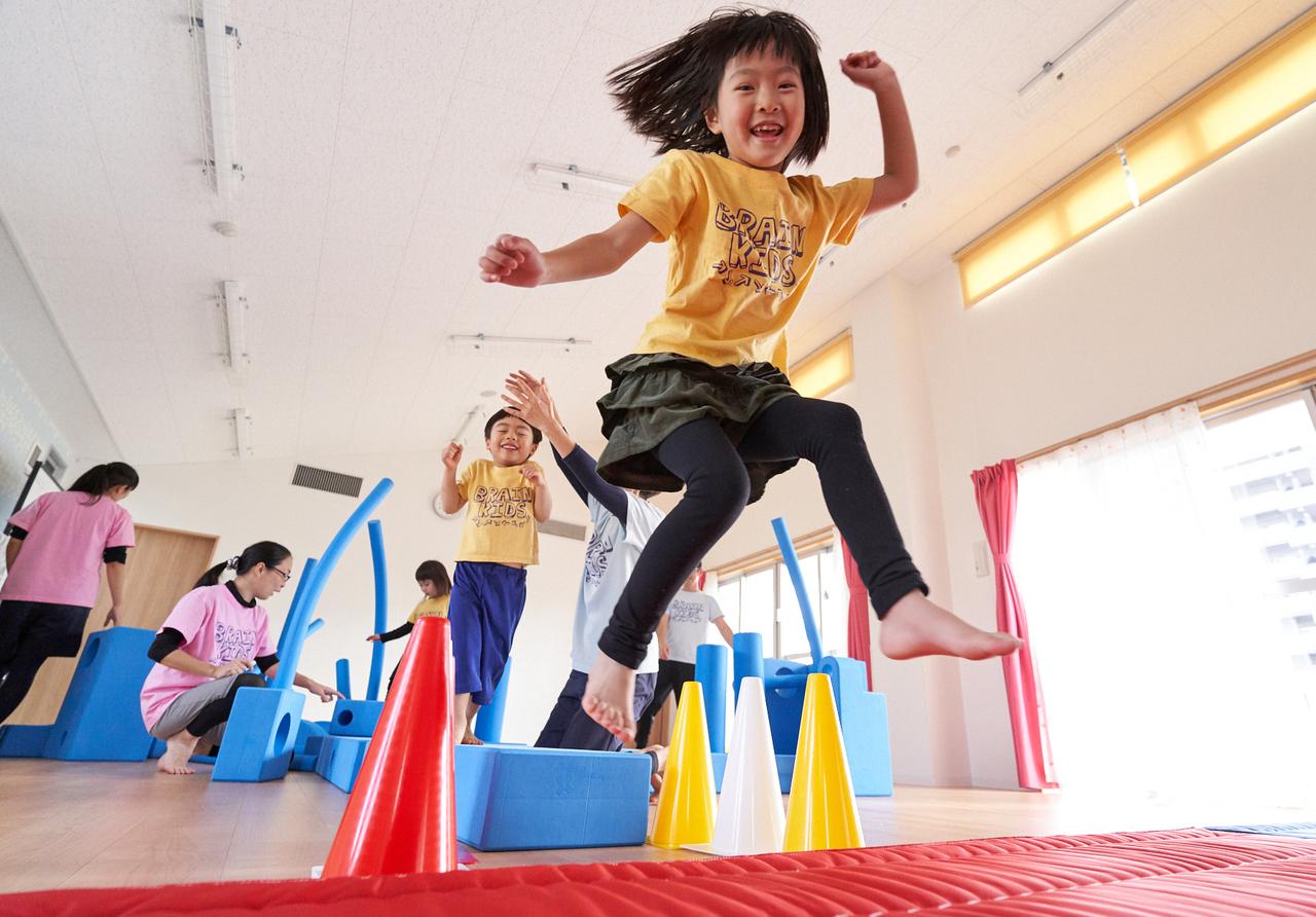 ブレインキッズ体操教室【児童クラス 5~9歳】お試し体験レッスン