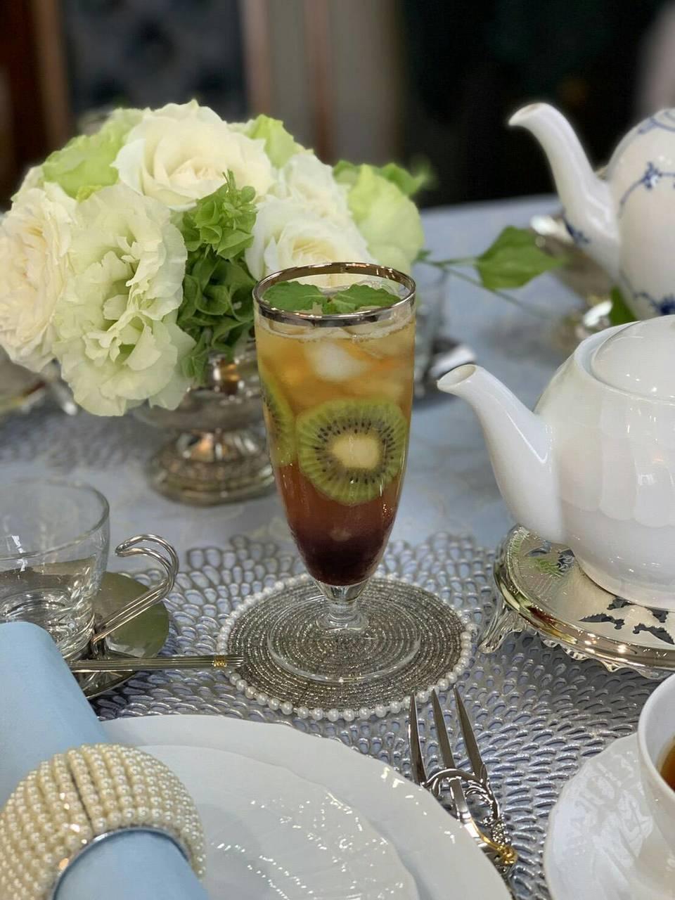 夏の紅茶教室【Cooking】