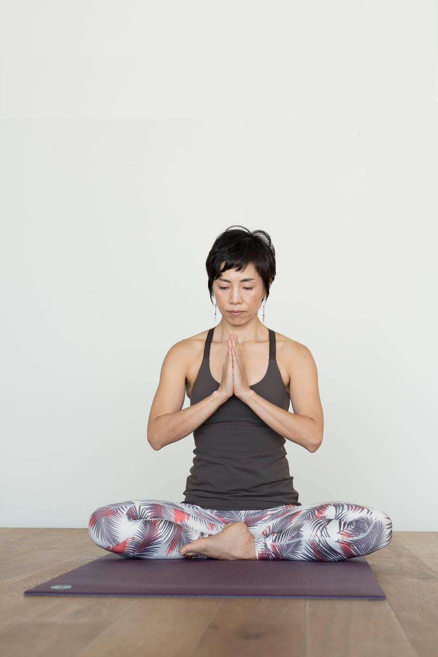Mind Reset Yoga& 瞑想 _(火)