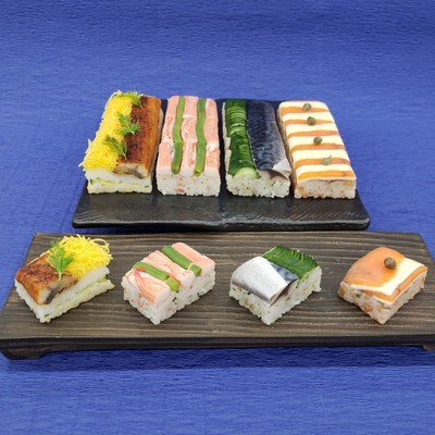 12カ月のおもてなし寿司講座 /JSIA 寿司インストラクター協会