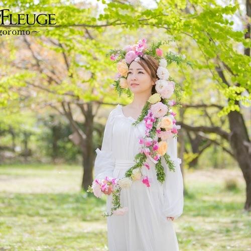【初開催!】6月30日 花衣認定モデル 矢島真澄 撮影会