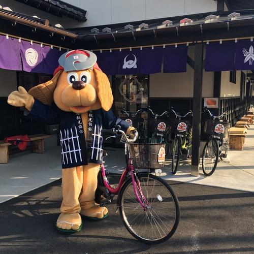 サイクリングイベント せきがはら史跡ガイドがご案内!関ケ原町内サイクリングツアー(初心者11.5kmコース)