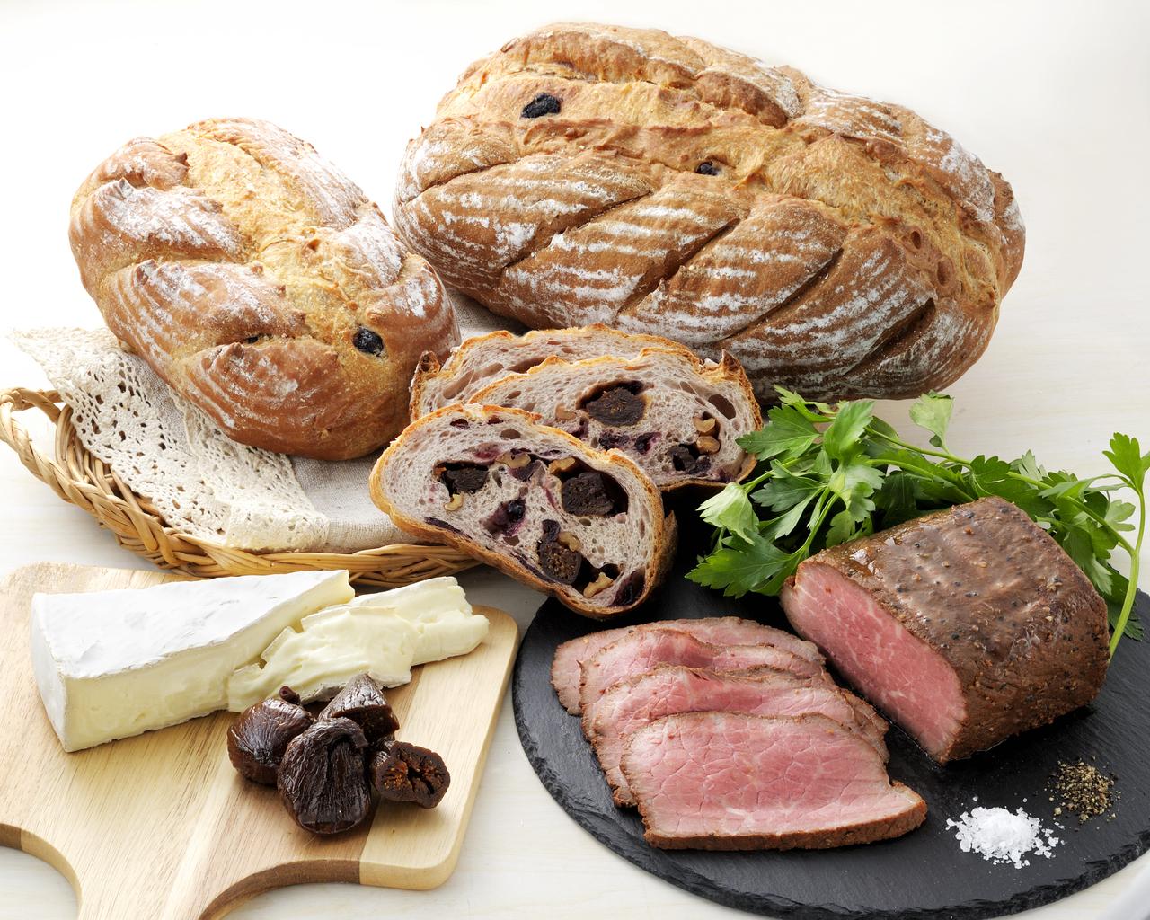 ◇受付終了◇ 【オンラインレッスン】パン特別講座2021 メニュー開発者が教えるとっておきのパン作り~ロッソ編~