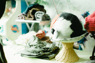 ちくちくフェルト体験 ~ 白神山地の羊毛で自分好みのフェルト小物を作ろう ~