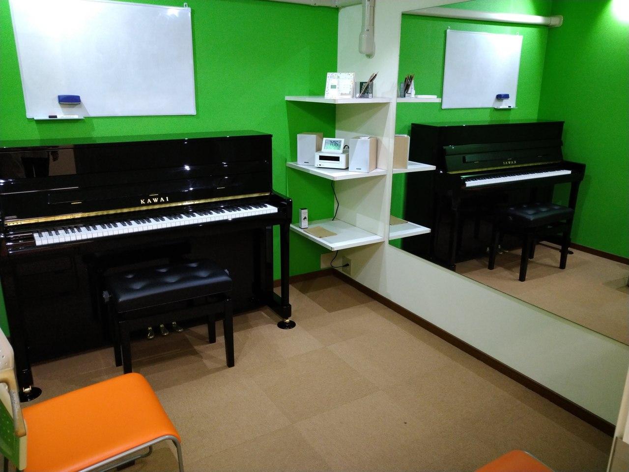 【レンタルスタジオ】楽器の練習、録画録音、レッスン、会議などに使えます!