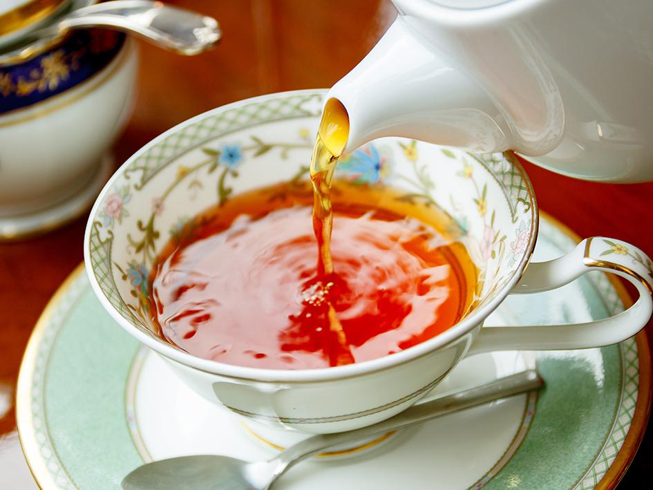 基本の紅茶の淹れ方