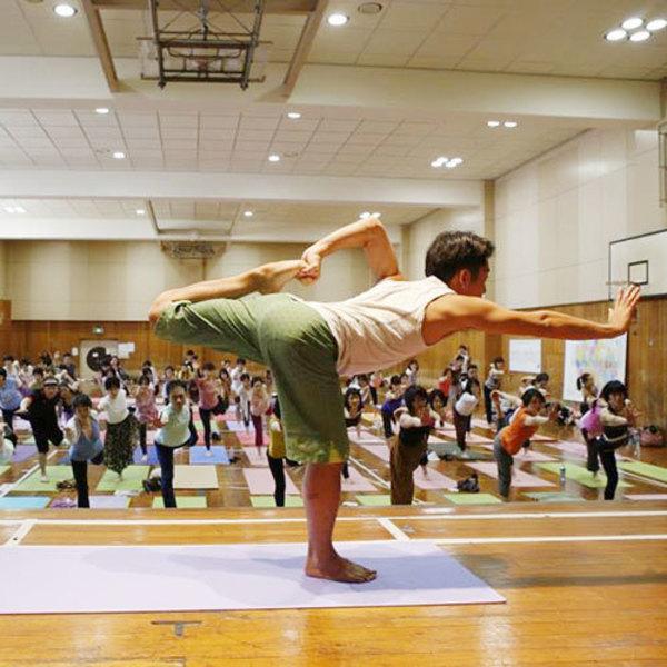 [17G3]4/17(金)12:00-13:30 中村尚人/瞑想へ誘うヨガの解剖学