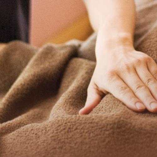 【院長診療】温熱+整骨・光線療法・和のお手当て(和の頭蓋仙骨療法)