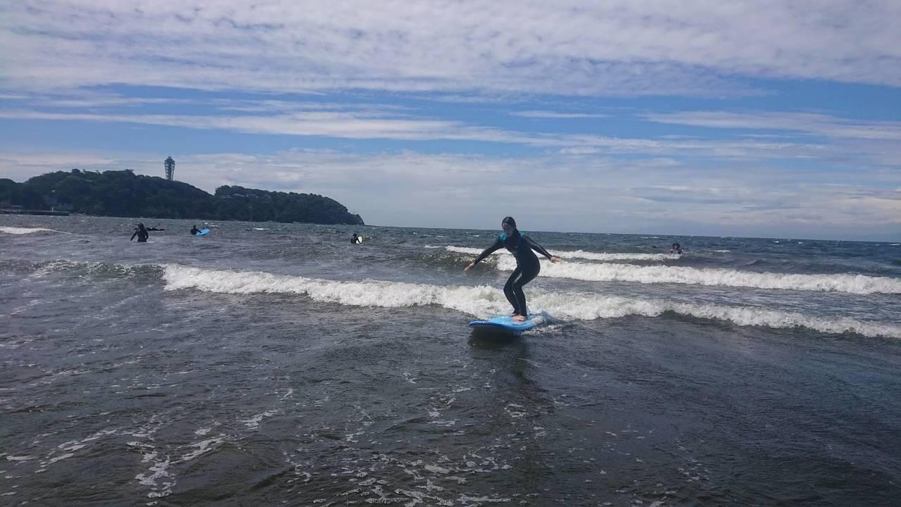 サーフィン体験 プッシュクラス ※複数名もお一人様ずつご予約ください。