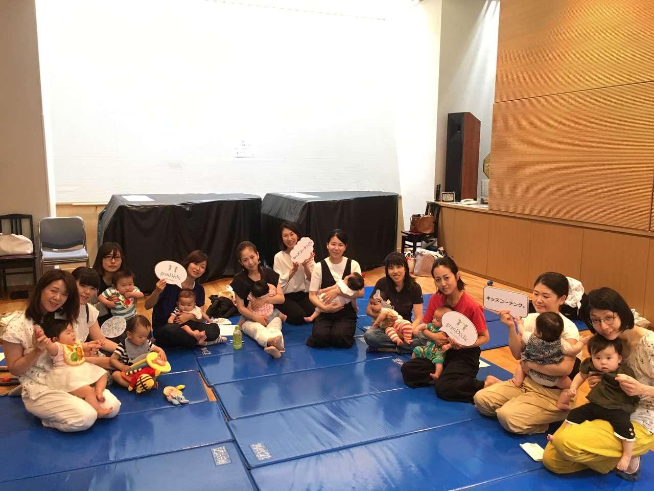 9/26  飯野病院出産の方専用  骨盤エクササイズ&キッズコーチング