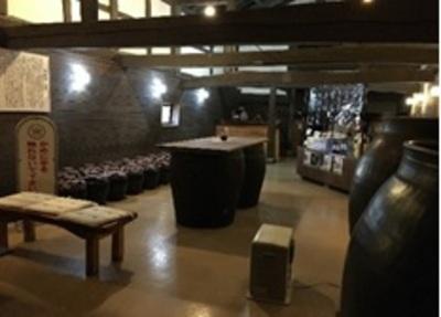 深野酒造 酒蔵見学&甕貯蔵古酒の特別な飲み比べ体験