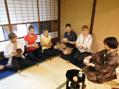 East Kyoto Exploration and Tea Ceremony