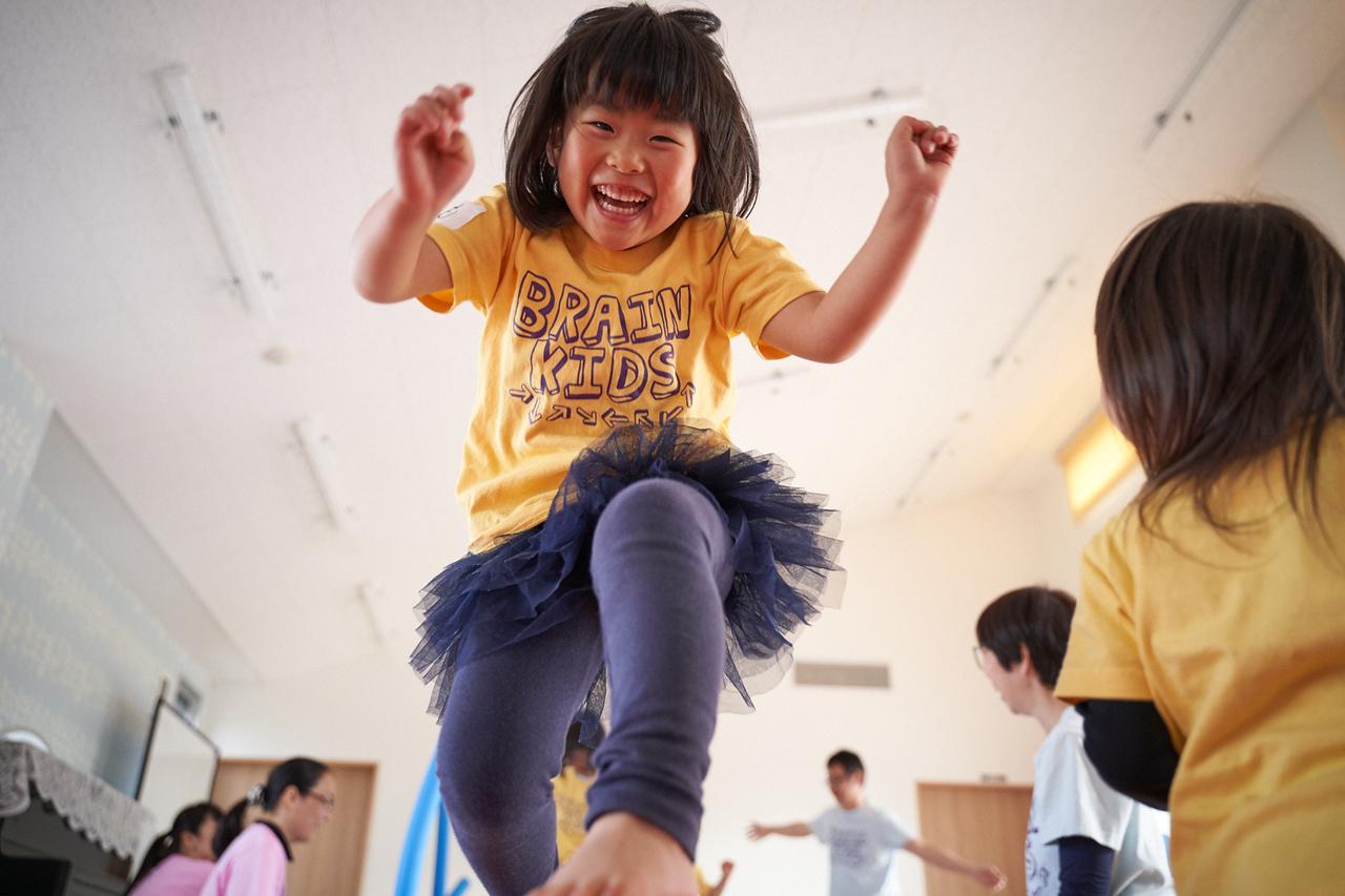 オンラインスタジオ【体操クラス4~5歳】無料体験レッスン