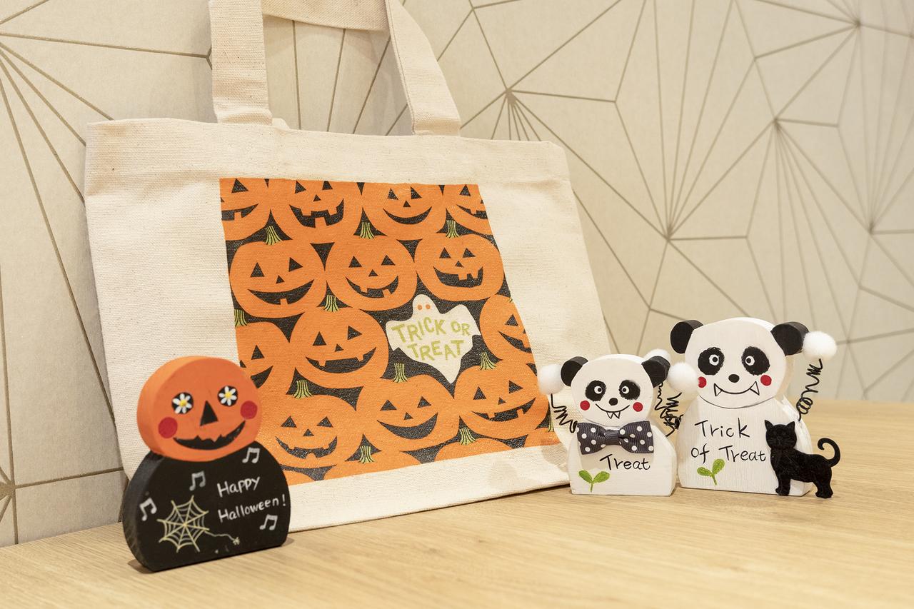 【9月】『ハロウィンを楽しもう』 講師:奥山 緑