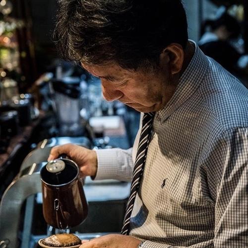 【開催店舗 サザコーヒー筑波大学アリアンサ店】鈴木 誉志男 コーヒーセミナー