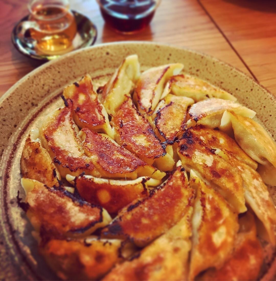 料理教室 皮からつくる漢方餃子