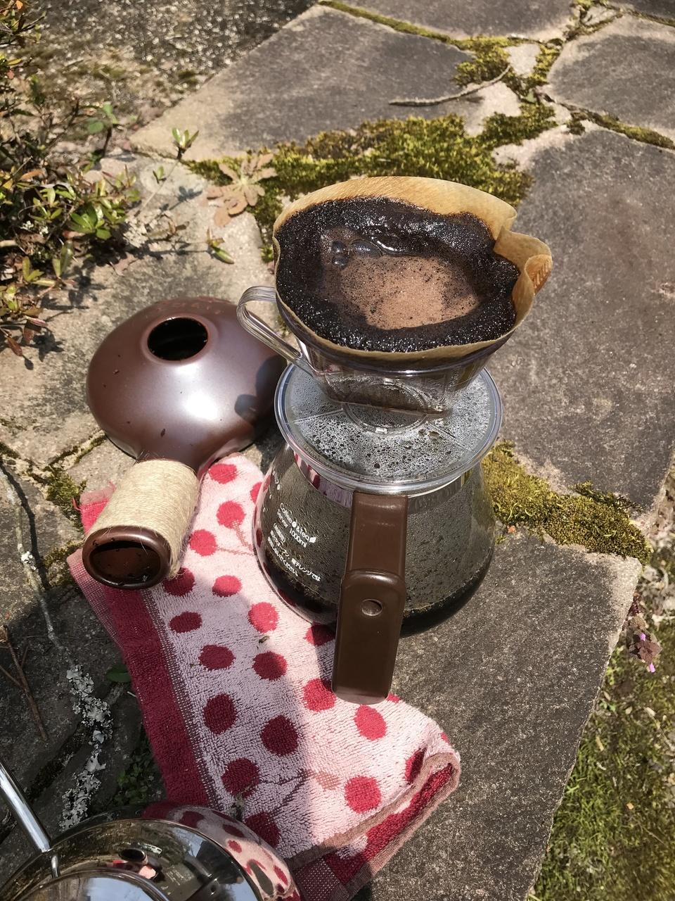 ソトカフェ焙煎部