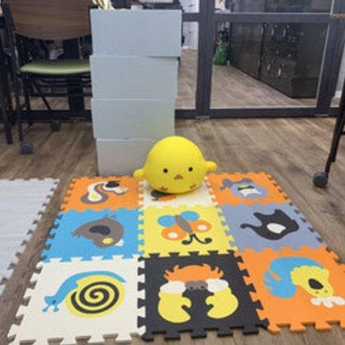 3~6才向け【プリスクール】アンプラグド ~ブロックプログラム~ ★☆☆