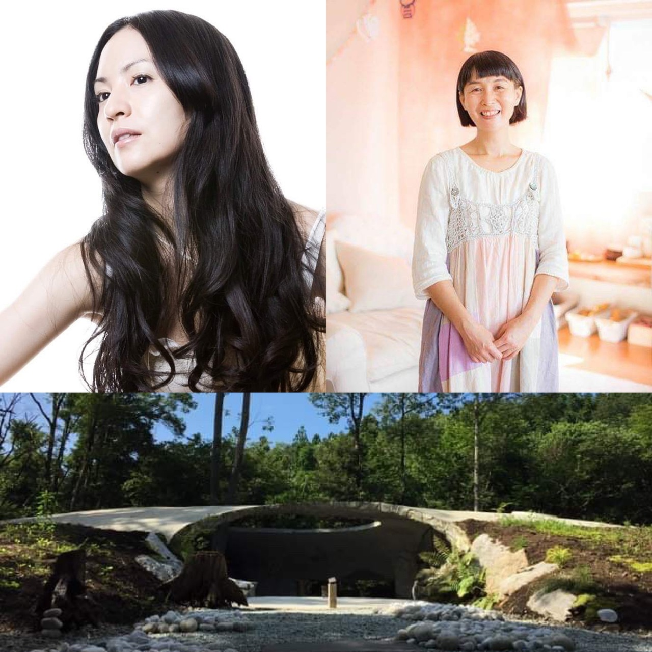 カヒミ・カリィ「にきたま」× 虹乃美稀子 「小さなお家の十二か月」 出版記念 トークショー&サイン会