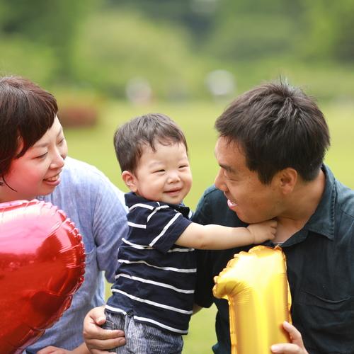 【ロケーションフォト】親子写真撮影会
