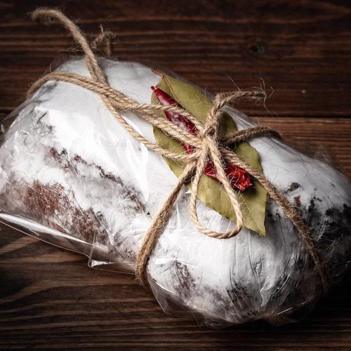 自家製酵母パン!しっとり贅沢シュトーレン1本&持ち帰り生地2本分!可愛いラッピングのおまけ付き