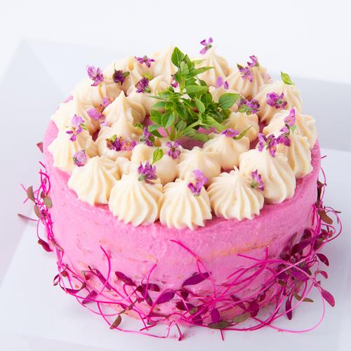11月13日 ベジデコサラダ教室~ピンクのベジデコサラダ~