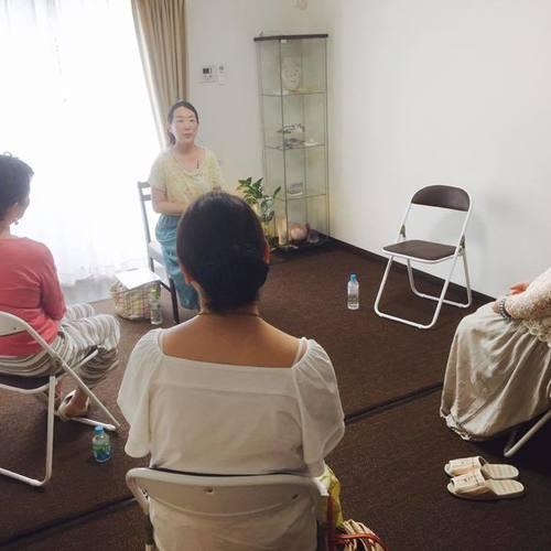 8月開催〇東京中央区〇 ワンネスインスティチュート・ワンネスメディテーション〈瞑想会〉(担当:今井)
