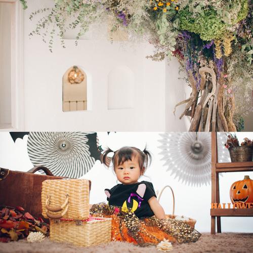 【募集開始】10月24日(木)ハロウィン撮影イベント@調布 Irodori Studio