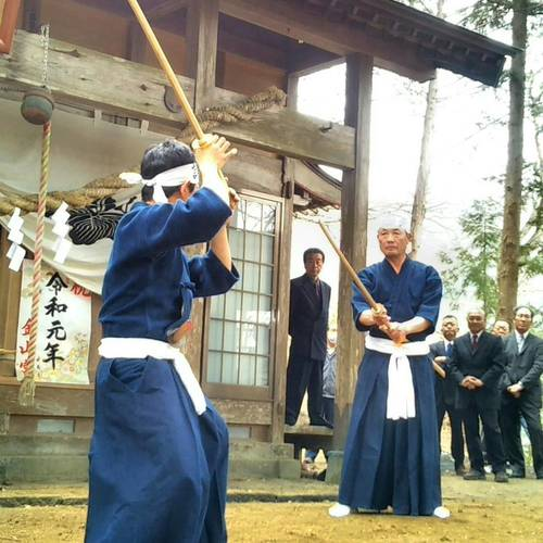 11:30~12:30 古武道体験