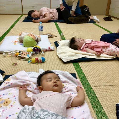 7/17(水)ぽっかぽかベビーマッサージ&産後整体