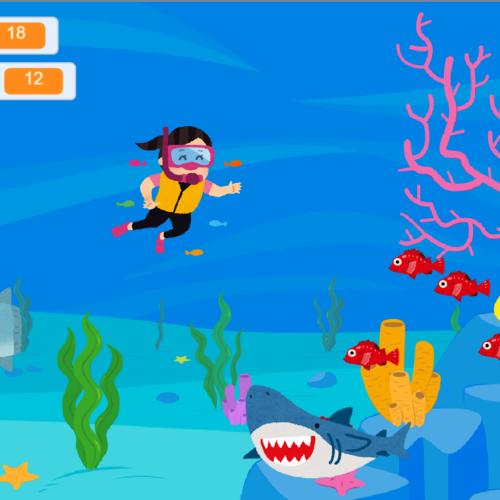 【夏WS】Scratchでゲームを作ろう