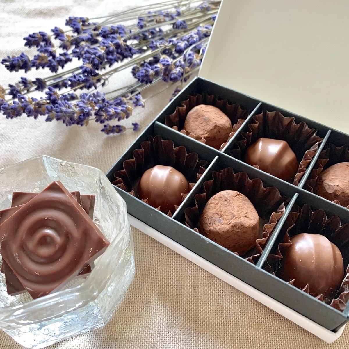 「チョコレート沼のすすめ」